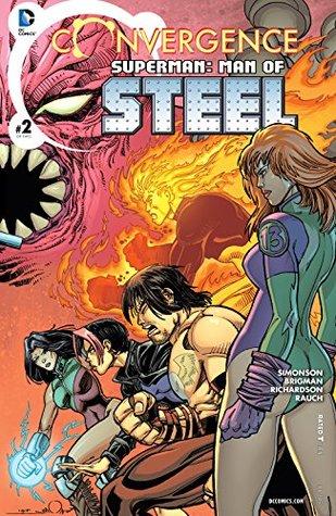Convergence: Superman: Man of Steel #2