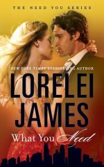 Book Review: Lorelei James' What You Need