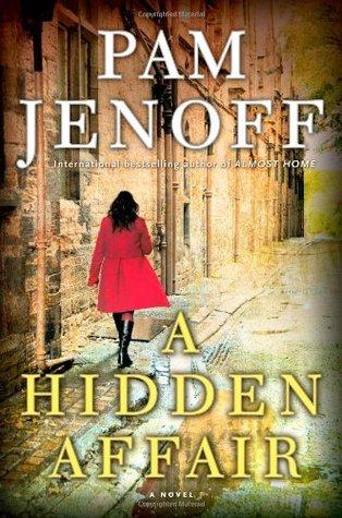 A Hidden Affair (Jordan Weiss, #2)