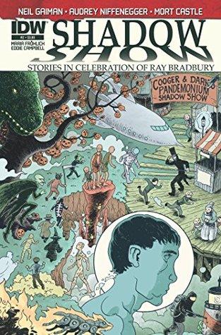 Shadow Show: Stories In Celebration of Ray Bradbury series #2