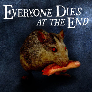 Everyone Dies At The End cover
