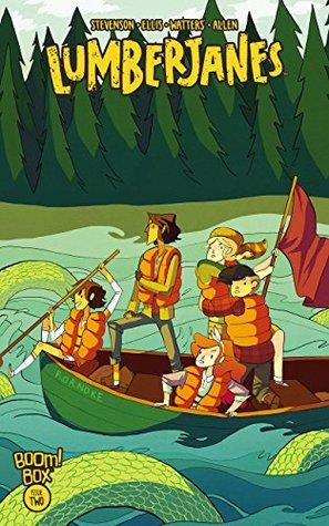 Lumberjanes: Pungeon Master (Lumberjanes, #2)