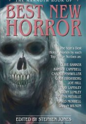 Best New Horror 18 (The Mammoth Book of Best New Horror, #18) Pdf Book