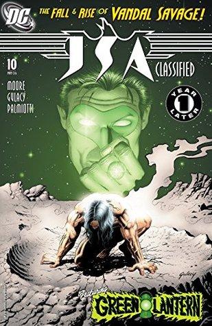 JSA: Classified (2005-) #10