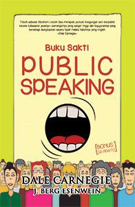 Buku Sakti Public Speaking