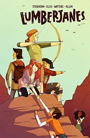 Friendship to the Max (Lumberjanes, Vol. 2)