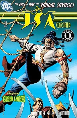 JSA: Classified (2005-) #11
