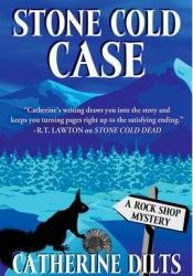 Stone Cold Case (A Rock Shop Mystery, #2) Pdf Book