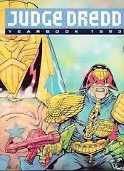 Judge Dredd Yearbook 1993