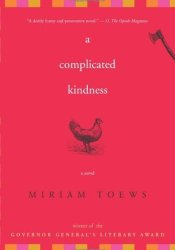 A Complicated Kindness Pdf Book