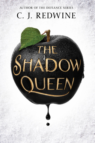 Image result for the shadow queen by cj redwine