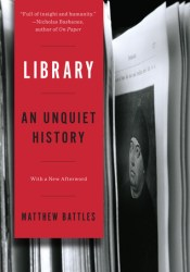 Library: An Unquiet History Pdf Book