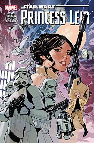 Princess Leia (2015) #4