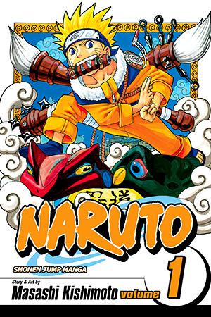 Naruto, Vol. 01: The Tests of the Ninja (Naruto, #1)