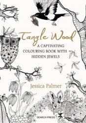 Tangle Wood: A Captivating Colouring Book with Hidden Jewels Pdf Book