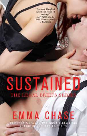 Sustained (The Legal Briefs, #2)