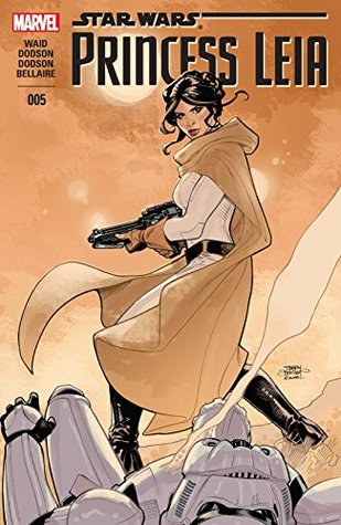 Princess Leia (2015) #5