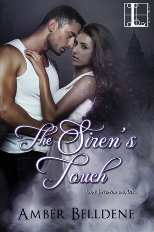 The Siren's Touch Book Cover