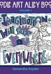 Imagination Will Take You Everywhere: Coloring Book Pdf Book