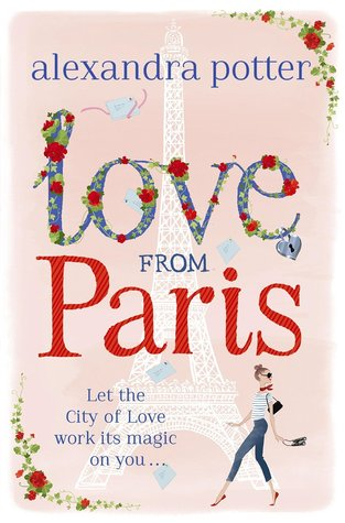 Love from Paris Book Cover