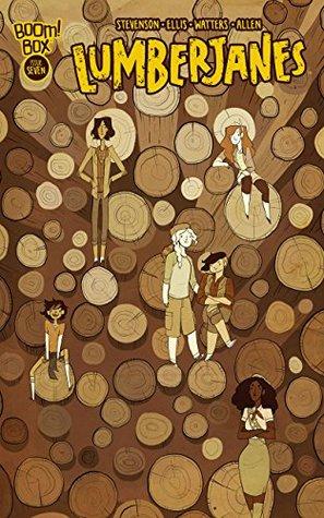 Lumberjanes: Friendship to the Max (Lumberjanes, #7)