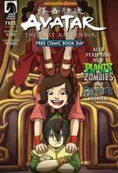 Avatar: The Last Airbender ″Sisters″ / Plants Vs. Zombies / Bandette (Free Comic Book Day 2015) Book Pdf
