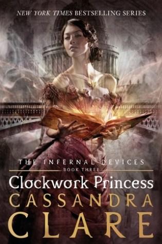 Clockwork Princess (The Infernal Devices, #3) Book Pdf ePub