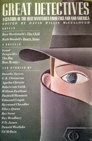 Image result for Great Detectives: A Century of the Best Mysteries from England and America  byDavid Willis McCullough