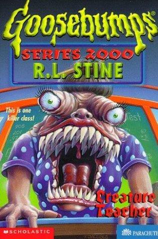Creature Teacher (Goosebumps Series 2000, #3) Book Pdf ePub