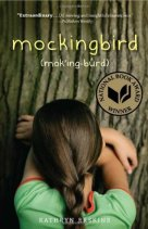 book cover for mockingbird by kathryn erskine