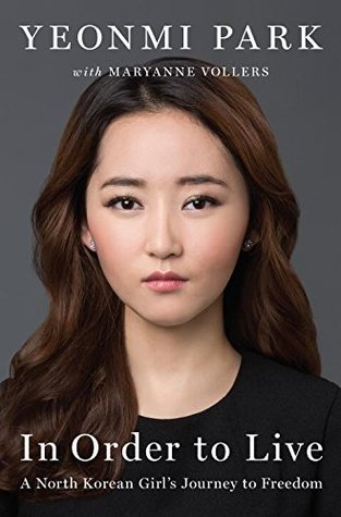 Image result for in order to live Yeonmi Park