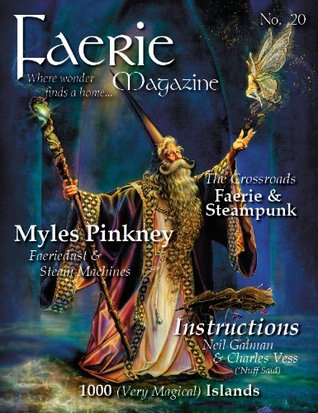 Faerie Magazine #20, Winter 2010