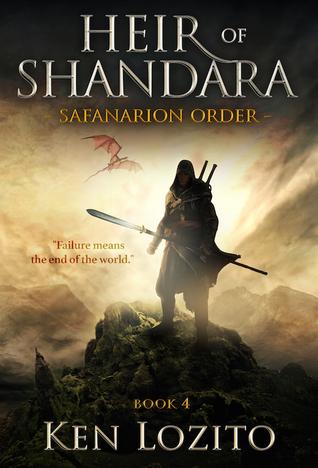 Heir of Shandara (The Safanarion Order, #4)