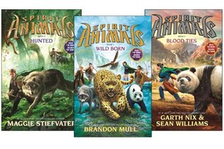 Spirit Animals Starter Pack (Books 1-3)