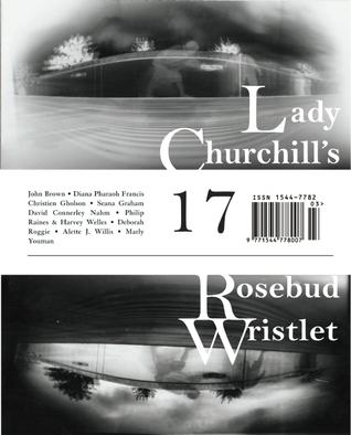 Lady Churchill's Rosebud Wristlet No. 17