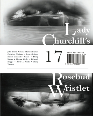 Lady Churchill's Rosebud Wristlet No. 17