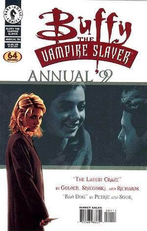 Buffy the Vampire Slayer - Annual 1999