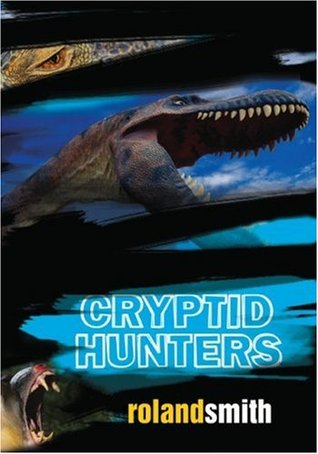 Cryptid Hunters Book Cover