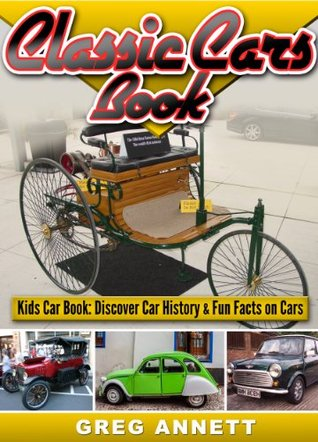 Classic Cars Book! Discover Car History & Fun Facts On ...
