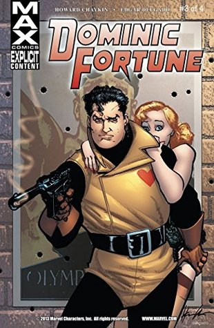 Dominic Fortune #3 (of 4) (Dominic Fortune Vol. 1)