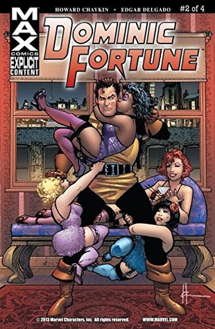 Dominic Fortune #2 (of 4) (Dominic Fortune Vol. 1)