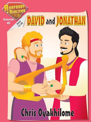 Rhapsody of Realities for Kids, September Edition: David and Jonathan