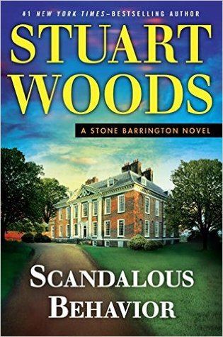 Scandalous Behavior (Stone Barrington, #36)