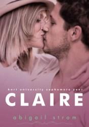 Claire (Hart University, #2) Pdf Book