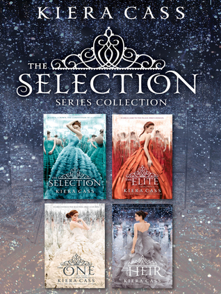 The Selection Series Collection (The Selection, #1-4)