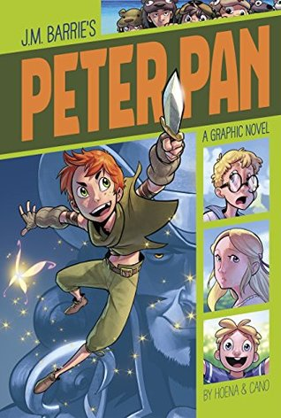 Peter Pan (Graphic Revolve: Common Core Editions)