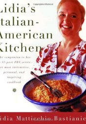 Lidia's Italian-American Kitchen Pdf Book
