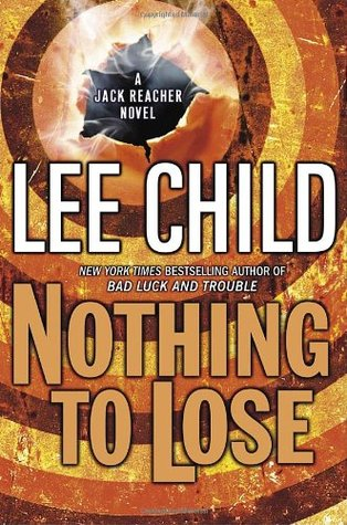 Image result for nothing to lose lee child