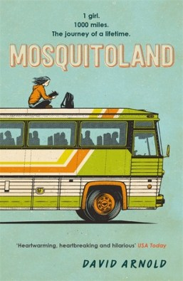 Image result for mosquitoland