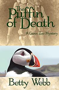 The Puffin of Death ( A Gunn Zoo Mystery, #4)